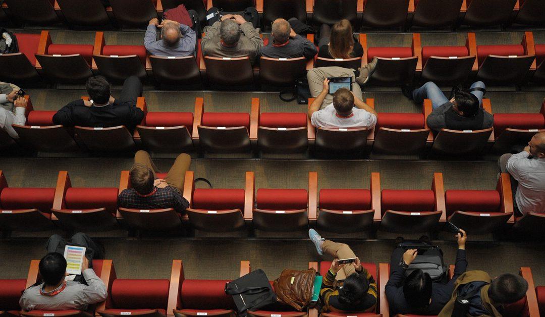 Dlaczego konferencje biznesowe nic Ci niedają?